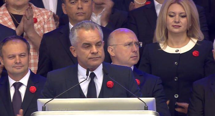 """""""Nu UE"""", """"Nu Unire"""", """"Nu UV"""": Plahotniuc a ales """"calea a 4-a"""". """"Pro-Moldova va fi doctrina de stat"""""""