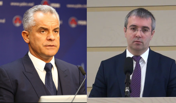 Plahotniuc anunță la sediul PDM, Sîrbu prezintă în Parlament; Proiectul judecătorilor aleși de popor, aprobat