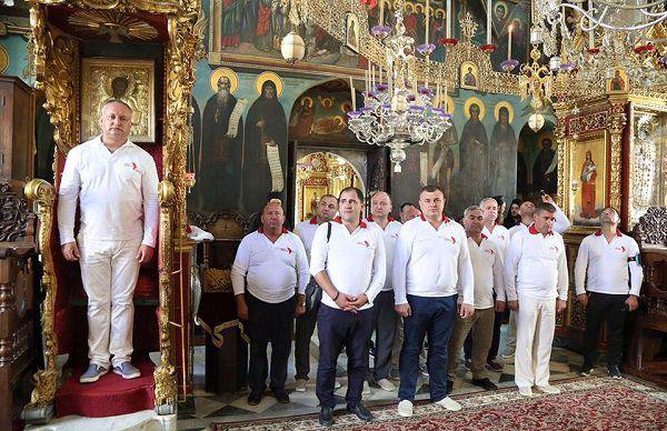 Dodon ar putea avea interzis pe Muntele Athos; Decizia luată de Patriarhia Rusă