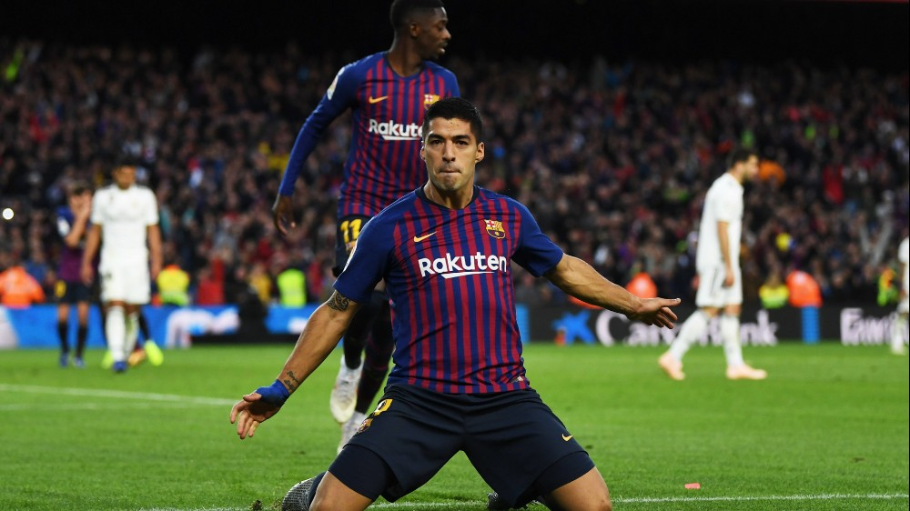 (VIDEO) El Clasico: Cu Messi în tribună, Barcelona umilește pe Real Madrid