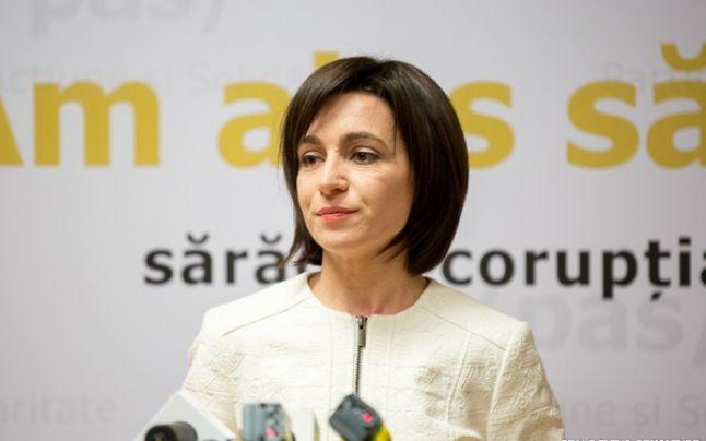 """Maia Sandu explică ce dorește ACUM de la PSRM: """"Nu putem vota un spicher socialist"""""""