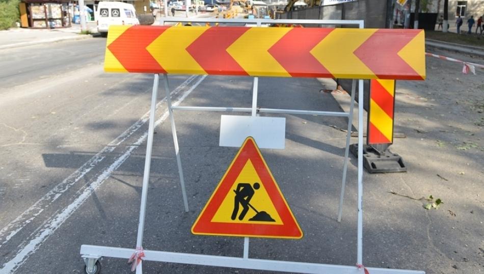 Traficul, suspendat pe anumite porțiuni de străzi din Chișinău