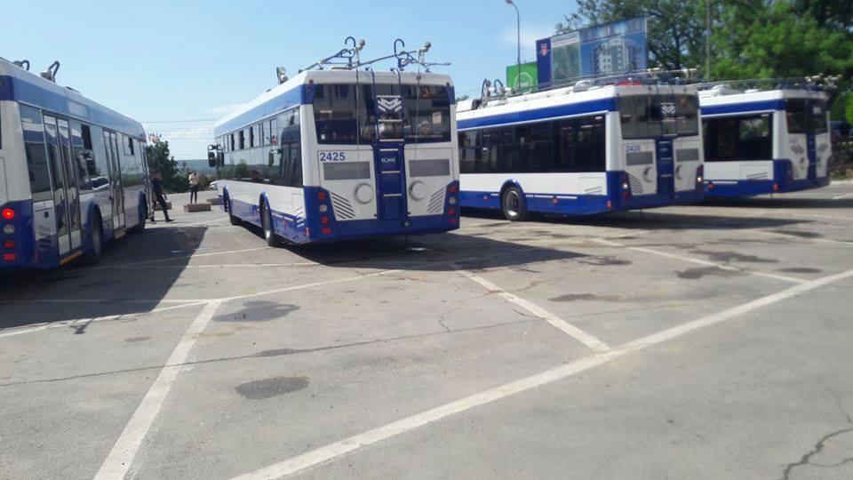 De luni, 14 ianuarie, în Chișinău va fi pusă în circulație o nouă rută de troleibuz, iar altele își vor modifica itinerarele