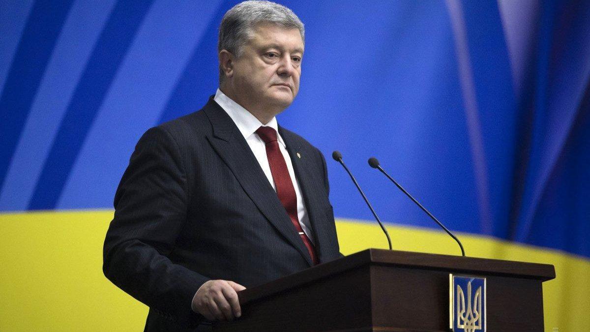 Poroșenko a semnat decretul: Ucraina, în alertă de război timp pe 60 de zile