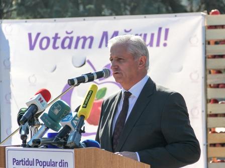 Ex-ministru al Agriculturii, despre înțelegerile lui Dodon cu Putin: Nu credeți acestor povești și minciuni, este un truc electoral