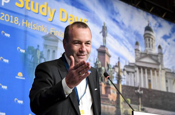 PPE și-a desemnat candidatul la șefia Comisiei Europene; Cine este Manfred Weber