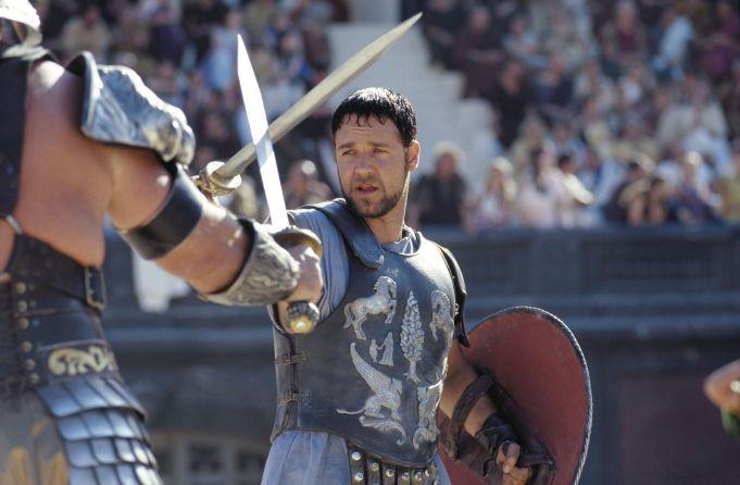 """Aclamatul film """"Gladiatorul"""" va avea un sequel"""