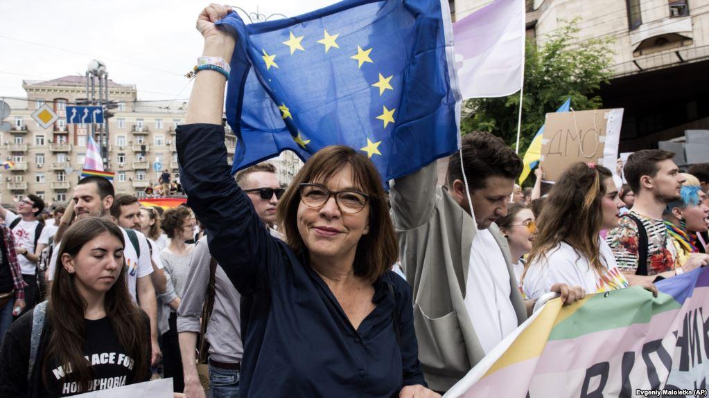Europarlamentar german: Sunt uluită că Sandu și Năstase sunt hărțuiți din cauza unei întâlniri cu noi