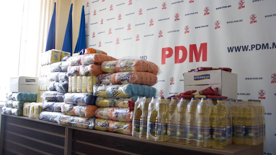 """PD, acuzat de """"corupere a alegătorilor""""; PAS a depus plângere la Procuratură"""