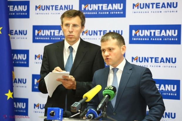 """(DOC) Chirtoacă îl acuză pe Munteanu că ar fi contribuit la """"demisia"""" lui Filat din funcția de prim-ministru; Cum comentează fostul liberal"""
