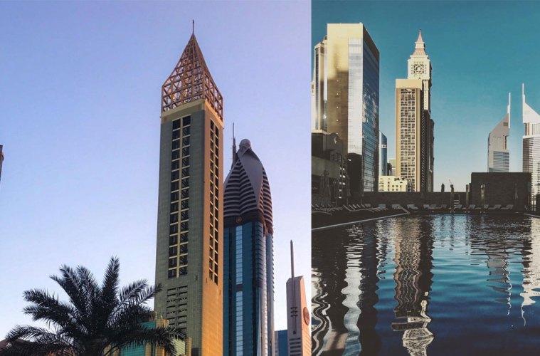 (VIDEO) Cel mai înalt hotel din lume