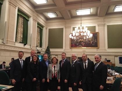 Provocările la adresa securității Republicii Moldova, Georgiei și Ucrainei discutate în cadrul Parlamentului Canadei