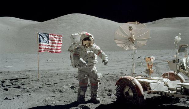 NASA se întoarce pe Lună: Agenţia vrea să transforme satelitul natural în rampă de lansare pentru misiunile spre Marte