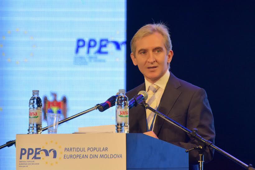 Partidul lui Leancă nu va participa la alegerile parlamentare; Se pregătește pentru cele locale