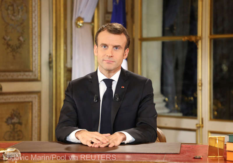 Promisiunile făcute de Macron francezilor pentru a-i convinge să înceteze protestele