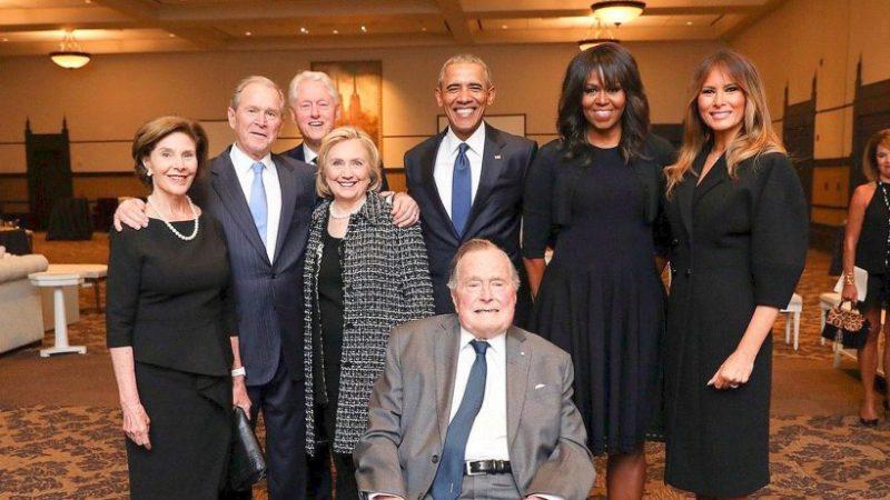 A murit un fost președinte american; Mesajul lui Trump