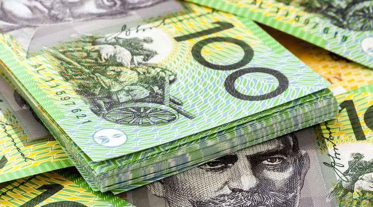 Dolarul australian a ajuns la cel mai mic nivel din ultimii 10 ani