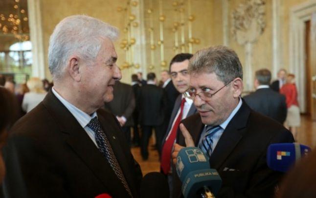 (VIDEO) Voronin: Șor va îndeplini rolul lui Ghimpu în următorul Parlament