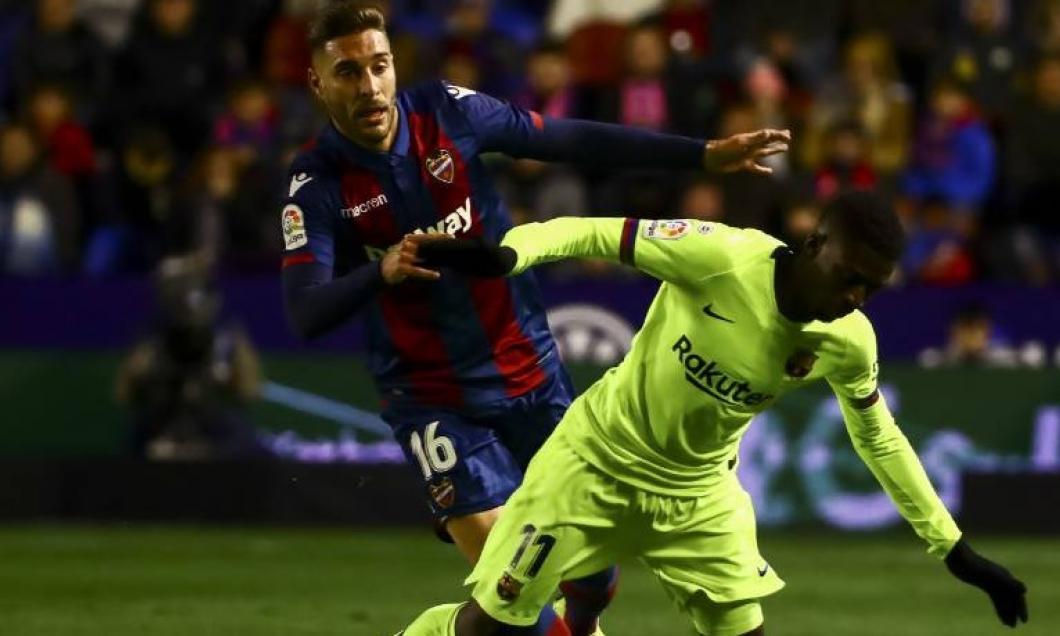 (VIDEO) Surpriză mare Cupa Spaniei: Barcelona, învinsă de Levante