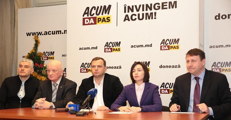 ACUM îndeamnă alegătorii să ignore referendumul din 24 februarie: PDM poate să renunțe oricând la rezultate