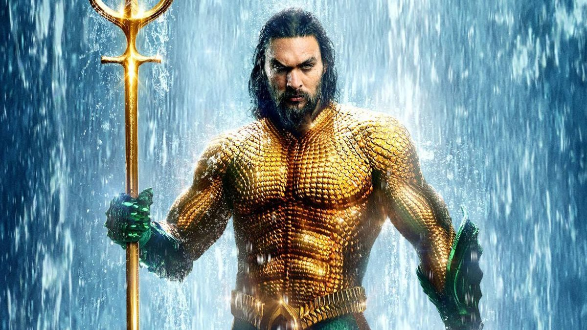 """""""Aquaman"""" a devenit cel mai profitabil film din universul DC; Suma este colosală"""