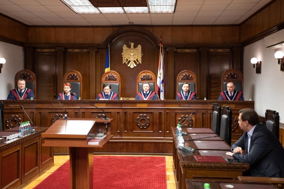 (DOC) Ce spun magistrații Curții Constituționale despre interdicția de a vota în baza pașaportului expirat