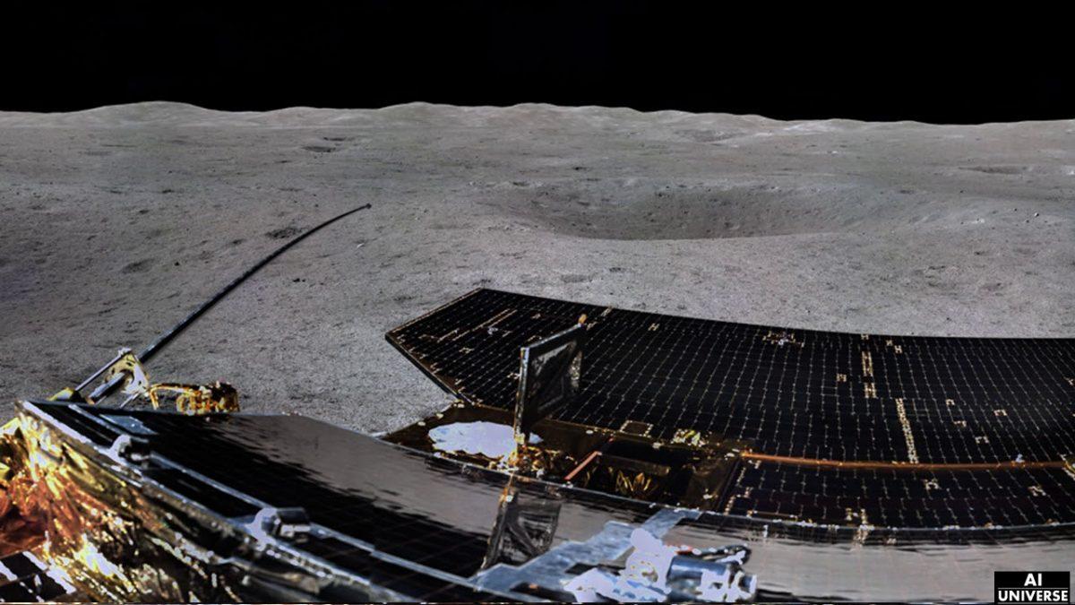 (VIDEO) China publică noi imagini istorice cu fața nevăzută a lunii