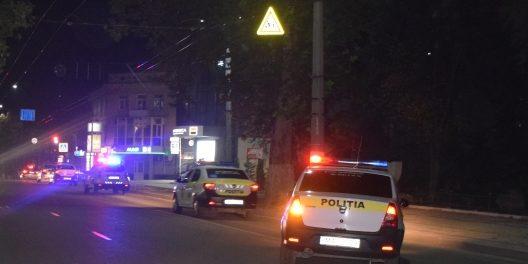 Un polițist de 24 de ani, lovit mortal