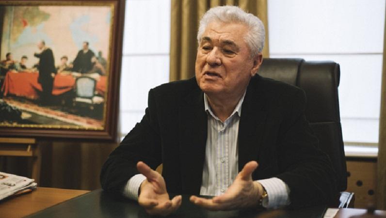 (VIDEO) Ce spune Voronin despre miliard, prima întâlnire cu Plahotniuc și alegeri