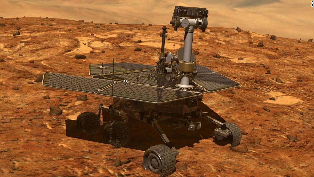 """""""Deces"""" pe planeta Marte: Trebuia să reziste trei luni, dar a supraviețuit 14 ani"""