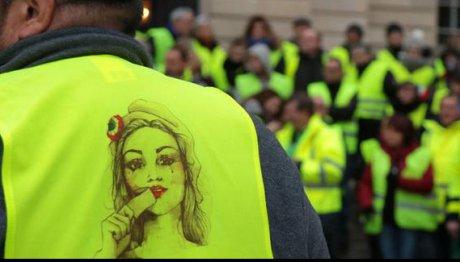 Franța a adoptat o lege pentru limitarea protestelor violente