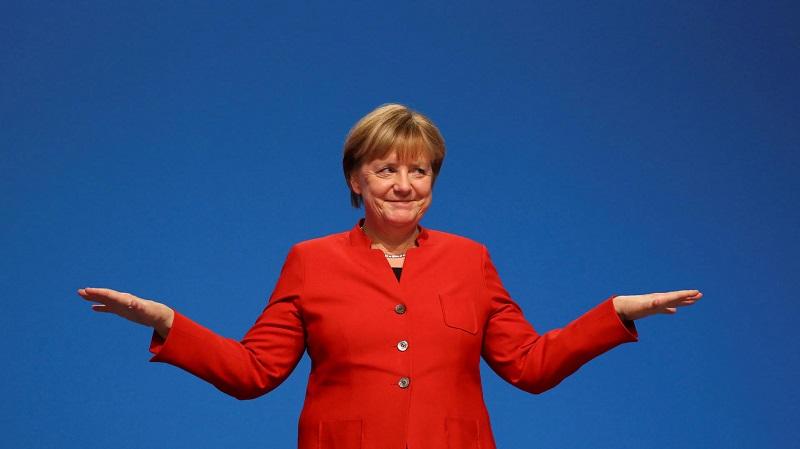Ce spune Angela Merkel despre posibilitatea de a deține o funcție de conducere la nivelul UE