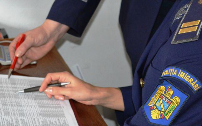 Şase moldoveni, care munceau ilegal în Sibiu, nu vor mai putea intra șase luni în România