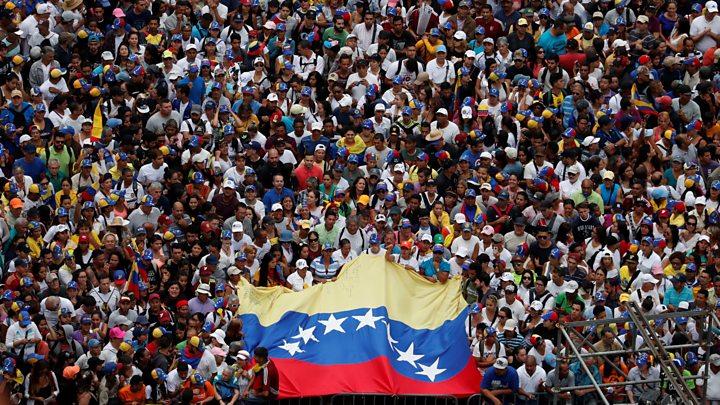 Circa 3,4 milioane de locuitori au părăsit Venezuela