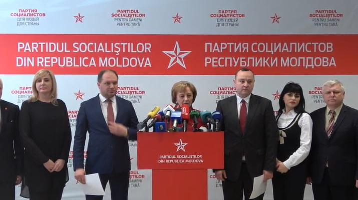 """(VIDEO) PSRM invită blocul ACUM la discuții: """"Punem în prim plan interesele cetățenilor"""""""