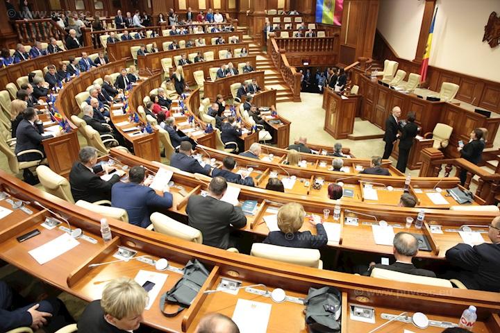 (DOC) Sandu și Năstase i-au scris lui Smirnov; Îi solicită reluarea ședinței Parlamentului