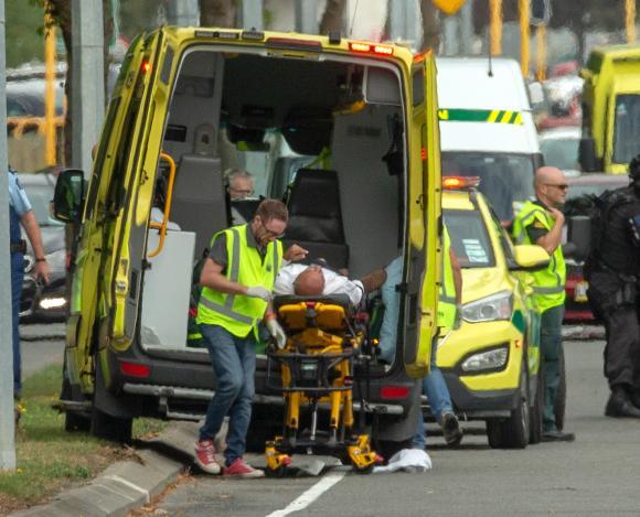 Atac armat în Noua Zeelandă: 40 de oameni și-au pierdut viața