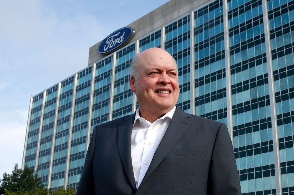 Câți bani a primit șeful Ford în 2018; A câştigat de 276 de ori valoarea medie a compensaţiei de care au beneficiat angajaţii