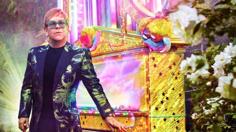 Elton John își va lansa autobiografia în luna octombrie