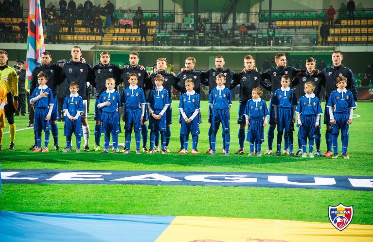 Lista fotbaliștilor moldoveni care vor juca la meciurile cu Franța și Turcia