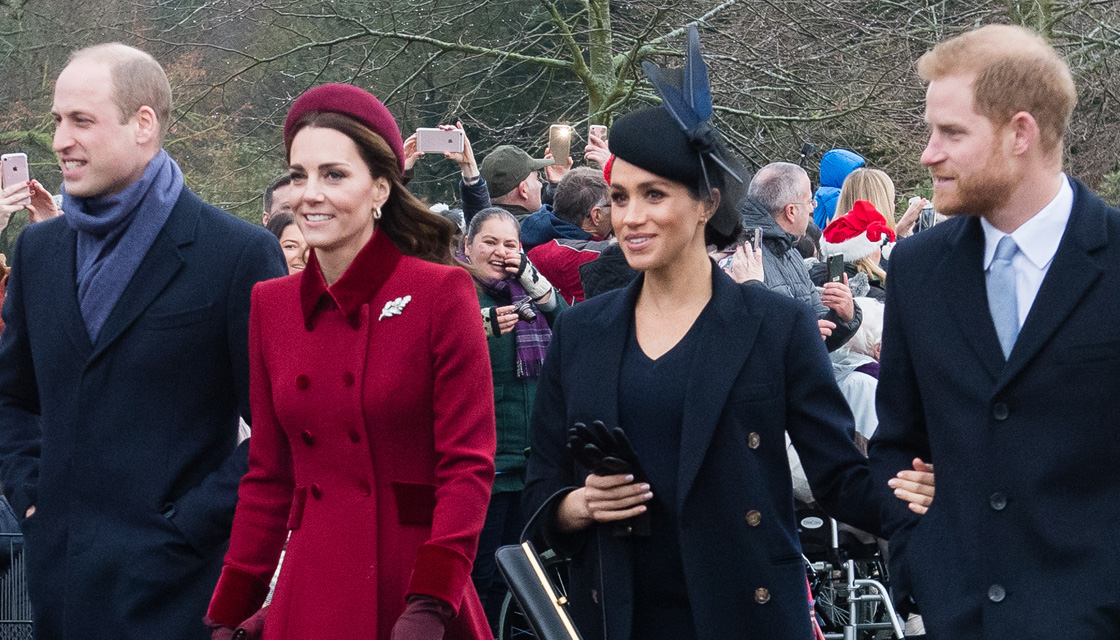 Prinţii William şi Harry au anunţat separarea familiilor lor la nivel de reprezentanţi oficiali