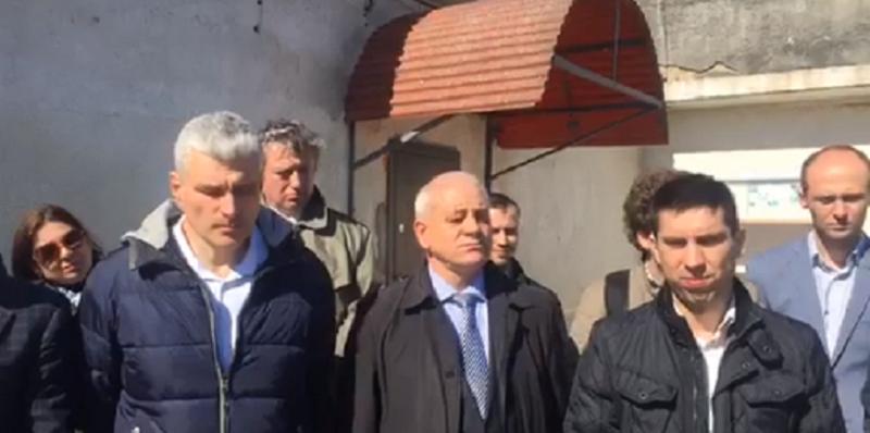 Cum motivează ANP refuzul de a le permite deputaților ACUM să-l viziteze pe Gheorghe Petic