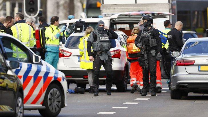 Atac armat în Olanda soldat cu 3 morți și mai mulți răniți
