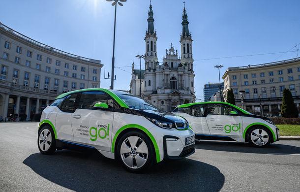 Capitala europeană care introduce 500 de mașini electrice pentru car-sharing