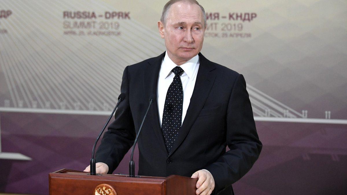 (VIDEO) Putin: Puterea în Moldova a fost uzurpată totalmente de oligarhi