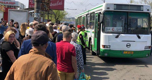 (DOC) Cum va circula transportul public din Chișinău de Paști și Paștile Blajinilor