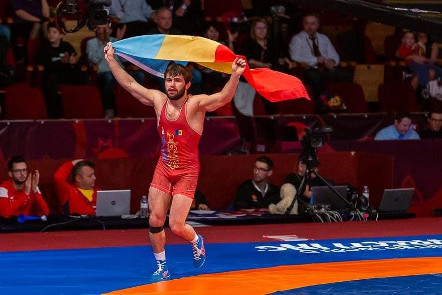 Victor Ciobanu a devenit campion european