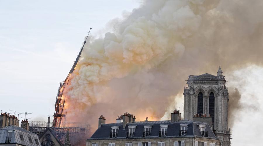 Autorităţile de la Chişunău şi-au exprimat solidaritatea în legătură cu incendiul de la Catedrala Notre-Dame din Paris