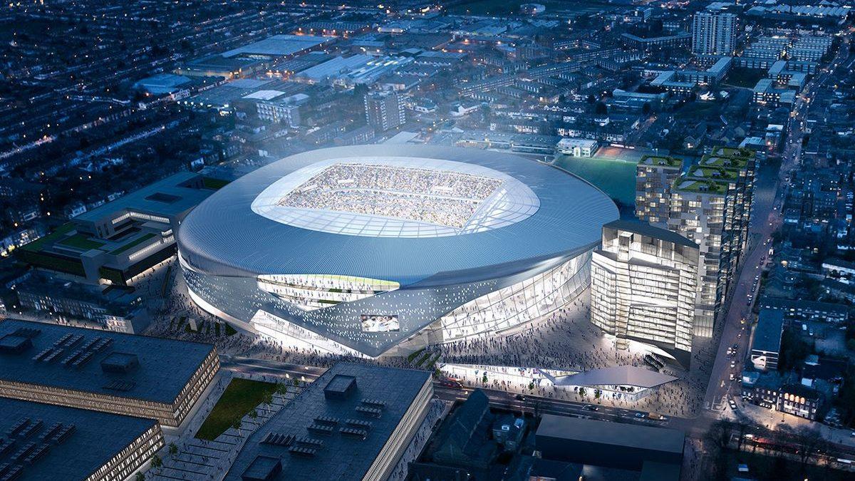 (VIDEO) Cum a fost inaugurat stadionul de un miliard de euro al lui Tottenham