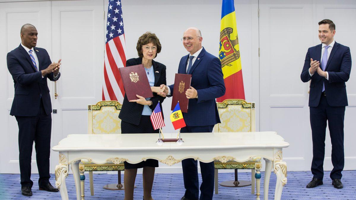 Ce prevede Memorandumul de colaborare semnat de Republica Moldova și Carolina de Nord